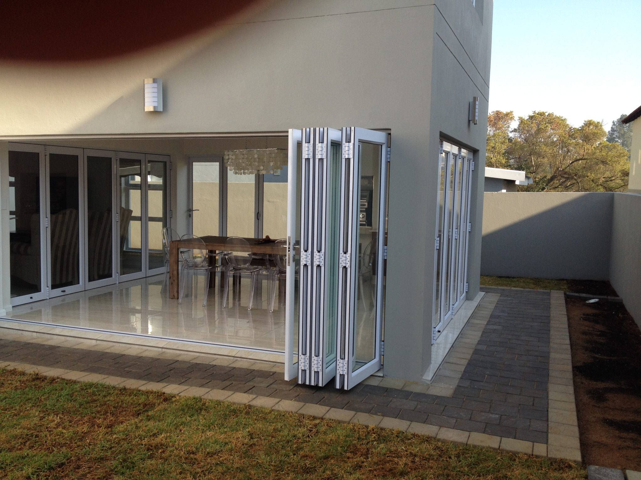 Top Quality Sliding Folding Doors In Johannesburg
