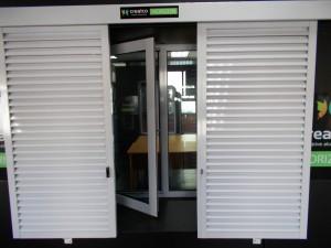Crealco Horizon Adjustable Shutter for windows and doors